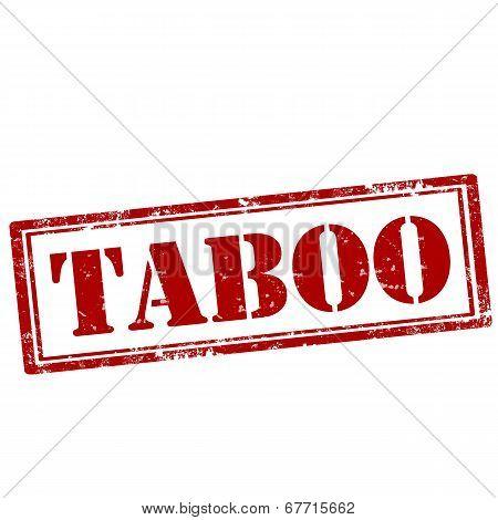 Taboo-stamp