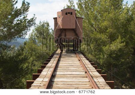 Holocaust train