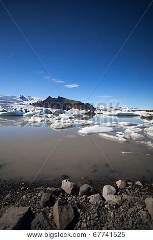 Iceberg Lagoon, Iceland