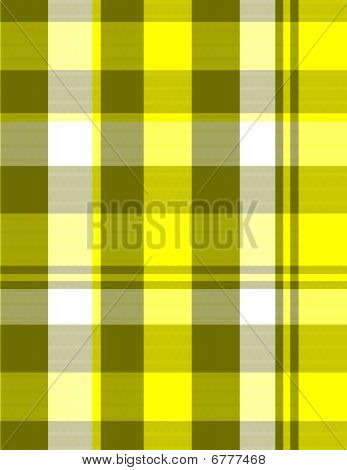 Green Yellow Plaid