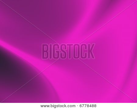 Abstract Dunes Background in Fuchsia