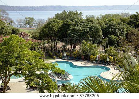 Modern hotel Occidental Grang Papagayo