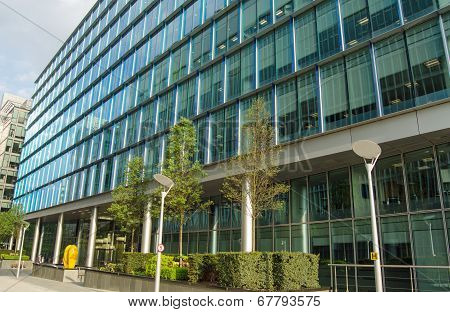 Statoil Offices, Paddington, London