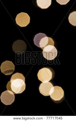 Nonagonal Lights