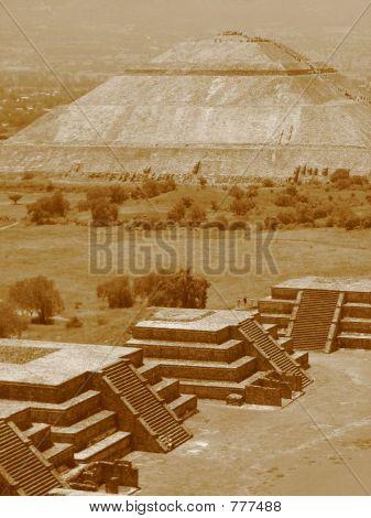 Piramid Of The Sun