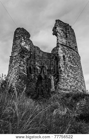Hadleigh Castle Essex UK