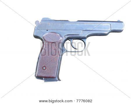 Pistol Tula Tokarev (tt)