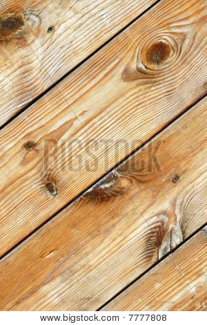 Pattern Of An Old Light Brown Planks Texture