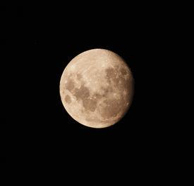The BIg Old Moon