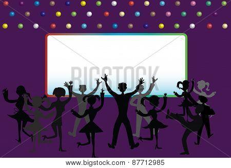 Disco audience