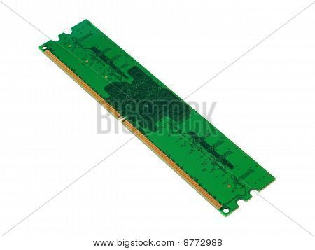 Ddr2 Memory Module In The Package