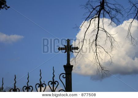Cross And The Cloud