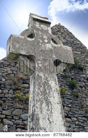 Old Kerry Celtic Cross