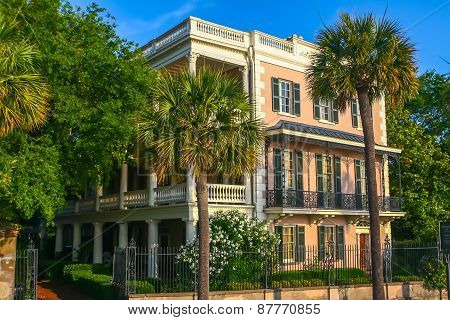 Mansion: Charleston, South Carolina