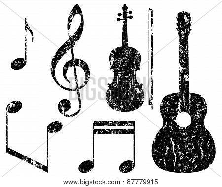 grunge music elements