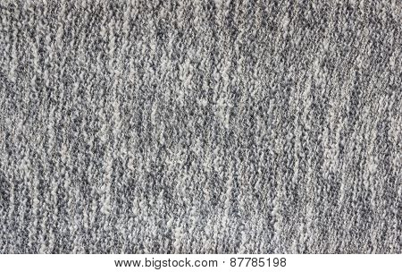 light gray white polyester textiles boucle background poster