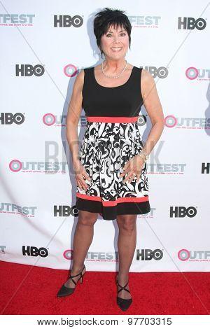 LOS ANGELES - JUL 11:  Joyce DeWitt at the