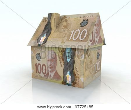 Canadian Dollar House