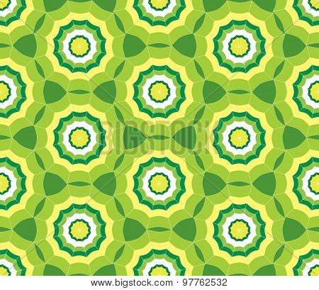 Abstract seamless geometric pattern. Summer holiday tile umbrella ornament.