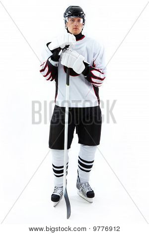 Ice-hockey Player