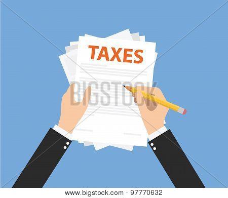 Taxes document