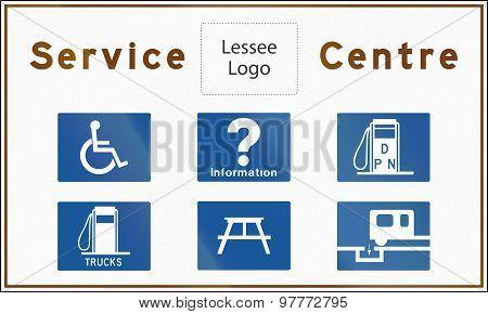Service Centre Sign In Ontario - Canada