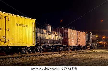Old Freight Train