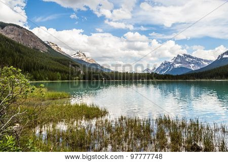The Canadian Rockies Have Numerous High Peaks And Ranges. The Canadian Rockies Are Composed Of Shale