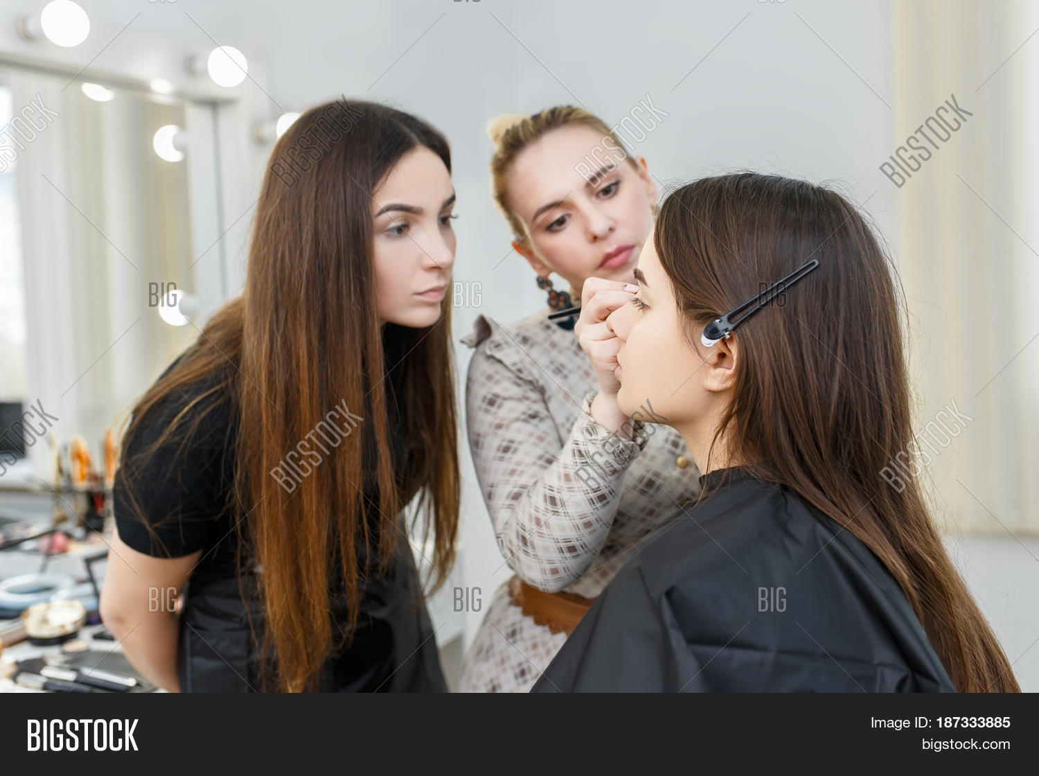 Makeup Course Beauty Image & Photo (Free Trial) | Bigstock
