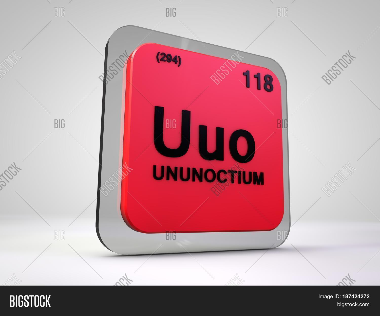 Ununoctium uuo image photo free trial bigstock ununoctium uuo chemical element periodic table 3d illustration urtaz Gallery