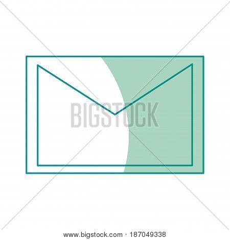 email envelope message communication letter vector illustration