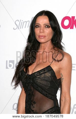 LOS ANGELES - MAY 17:  Carlton Gebbia at the OK! Magazine Summer Kick-Off Party at the W Hollywood Hotel on May 17, 2017 in Los Angeles, CA