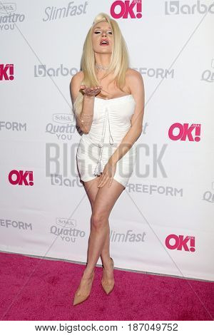 LOS ANGELES - MAY 17:  Courtney Stodden at the OK! Magazine Summer Kick-Off Party at the W Hollywood Hotel on May 17, 2017 in Los Angeles, CA