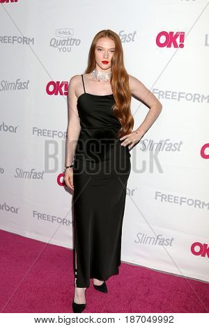 LOS ANGELES - MAY 17:  Larson Thompson at the OK! Magazine Summer Kick-Off Party at the W Hollywood Hotel on May 17, 2017 in Los Angeles, CA