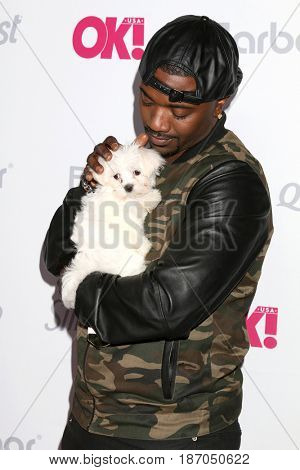 LOS ANGELES - MAY 17:  Ray J Norwood at the OK! Magazine Summer Kick-Off Party at the W Hollywood Hotel on May 17, 2017 in Los Angeles, CA