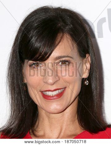 LOS ANGELES - MAY 17:  Perrey Reeves at the OK! Magazine Summer Kick-Off Party at the W Hollywood Hotel on May 17, 2017 in Los Angeles, CA