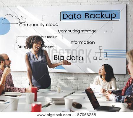 Cloud Data Storage technology Scheme
