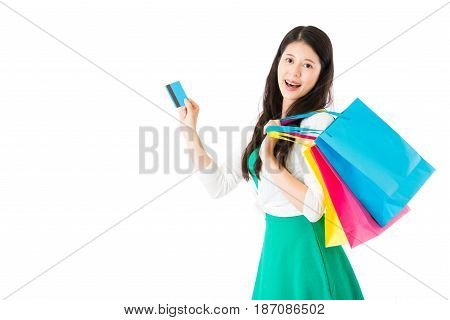 Carry Credit Card Shopping Convenient