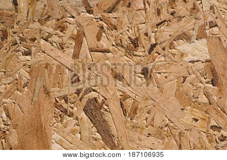 Chipboard background color image texture background, brown