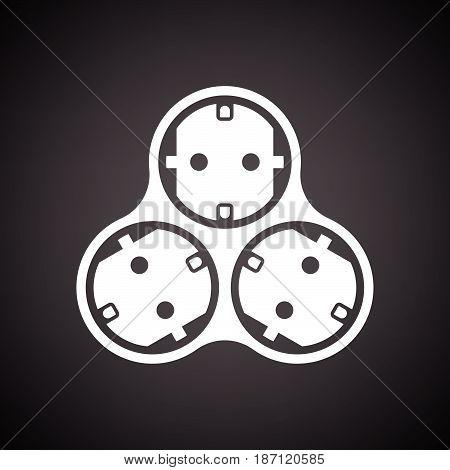 Ac Splitter Icon
