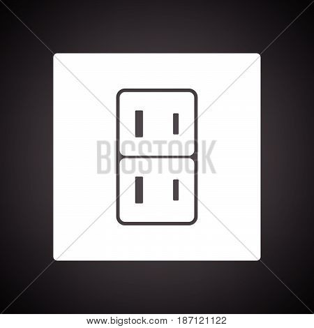 Japan Electrical Socket Icon