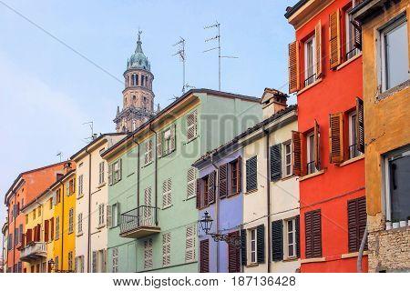 Parma, Italy.