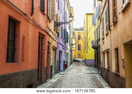 Parma, Emilia Romagna Province, Italy.