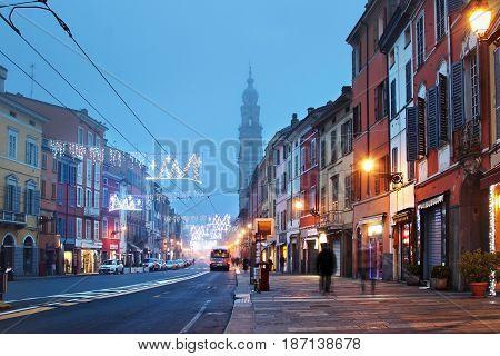 Night Street