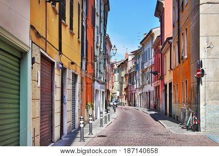 Parma, Emilia Romagna, Italy.