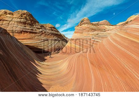 The Wave, Age Of Jurassic On The Earth, Arizona