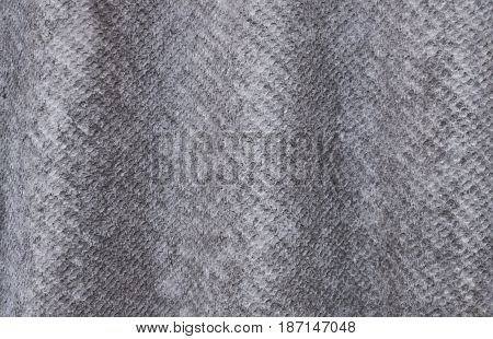Aged slate texture. Old construction material surface with diagonal structure. Gray industrial background. With empty place for text.