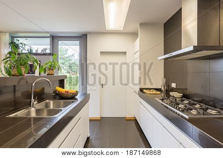 Kitchen For House Chef Master
