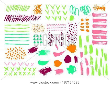 Collection Of Graphic Elements