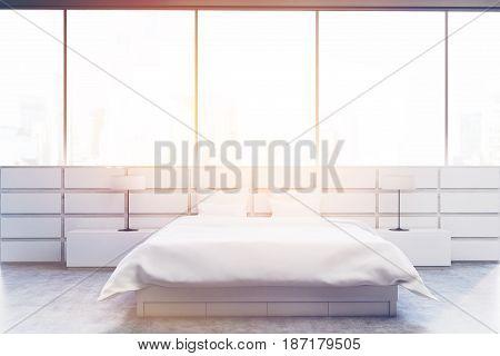 Window Bedroom, Toned